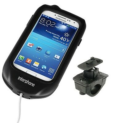 Interphone Samsung Galaxy S4 Holder (tubular fitting)