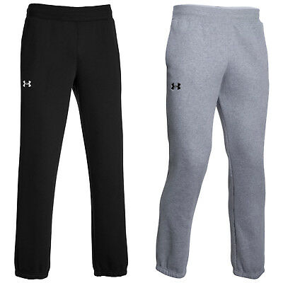 2016 Under Armour Mens Storm Rival Cuffed Trouser -New Cotton Joggers Sweat Pant
