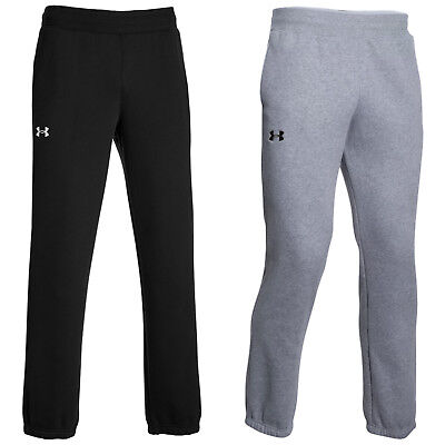 Under Armour Mens Storm Rival Cuffed Trouser -New Cotton Joggers Sweat Pant 2016