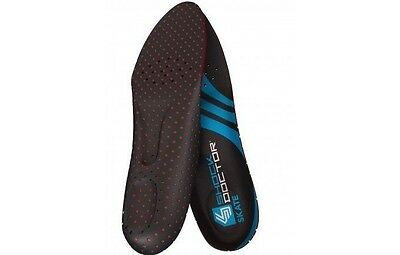 NEW Shock Doctor Performance Ice Hockey Figure In Line Skate Full Foot Insoles