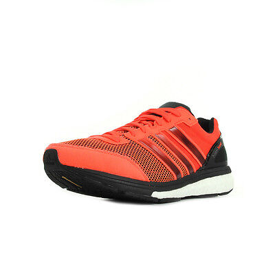 Chaussures adidas homme Adizero Boston Boost 5 M Running taille Orange Textile