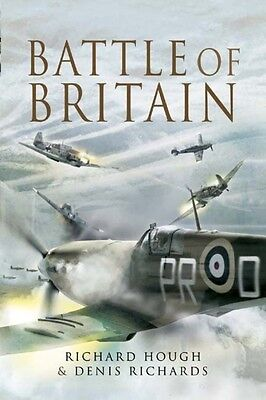 The Battle of Britain: The Jubilee History by Richard Hough Paperback Book (Engl