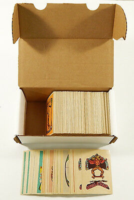 Lot of Approx (300) 1976 Donruss Skateboard Stickers Trading Cards