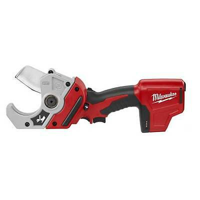New Milwaukee 2470-20 M12 12 Volt Cordless Vsr Pvc Pipe Shears Cutters Sale