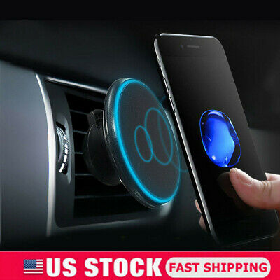 Qi Magnetic Wireless Car Charger Mount Holder & Dual USB Car Charger For Phones