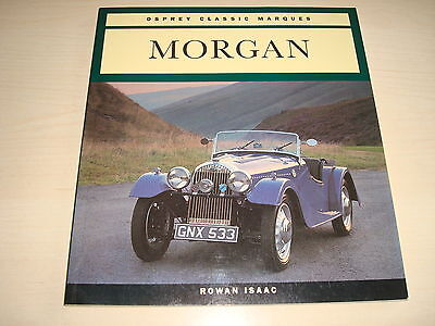 Morgan Osprey Clasic Marques Rowen Isaac 3 & 4 Ruote, Motor Sport, Prod. Date