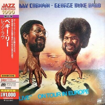 Cobham Billy - Billy Cobham-George Duke Band-Live [New CD] Argentina - Import
