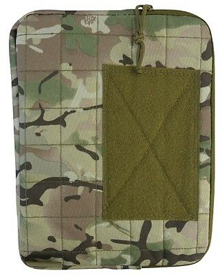 Kombat Btp/mtp Army Style Camouflage  Molle I Pad / Tablet Case / Cover Cadet