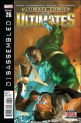 Ultimate Comics The Ultimates #26 Marvel Comics First Print