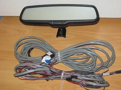 factory oem 08 09 10 11 ford auto dim rear view mirror rvd backup 08 09 10 ford f150 auto dim rear view mirror 2 5 lcd backup camera display