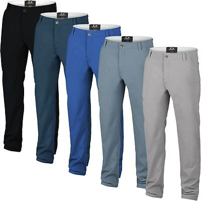 43% Off Rrp Oakley O Hydrolix™ Hazardous Pants Mens Tailored Fit Golf Trousers