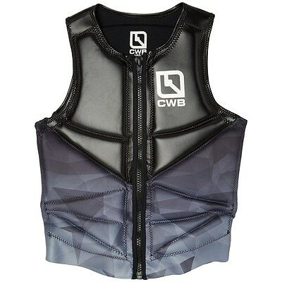 """New 2016 CWB Team Wakeboard Comp Vest- Small ( 32 -36"""" Chest)"""