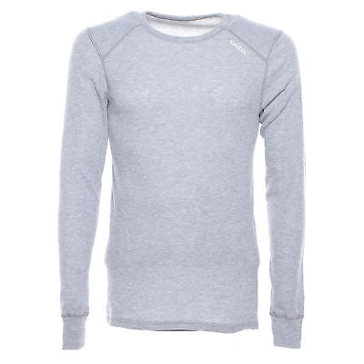Odlo Warm Shirt Ls Crew Neck T-Shirt Intimo Uomo 152022 15700