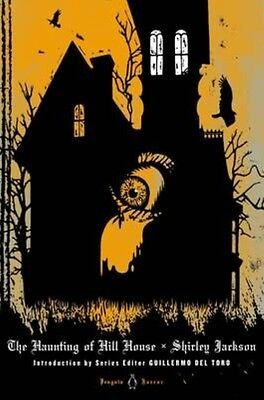 The Haunting of Hill House by Shirley Jackson Hardcover Book (English)