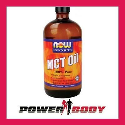 NOW Foods - MCT Oil