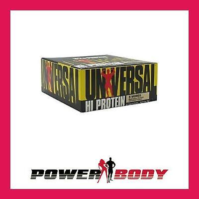 Universal Nutrition - Hi Protein Bars