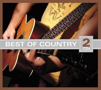 Best Of Country - 2 DISC SET - Various Artist (2010, CD New)