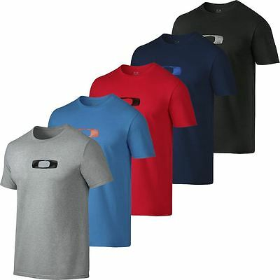 Oakley  2016 Steeze SS Formation Tee Homme Cotton T-Shirt - Coupe Svelte