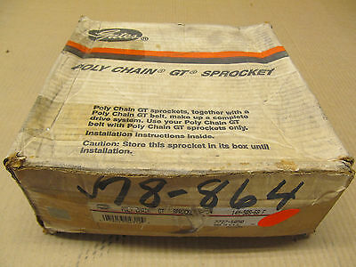 1 Nib Gates 14M-50S-68 F Poly Chain Gt Sprocket 14M50S68F 77276050