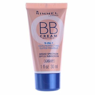 Rimmel BB Cream 9-In-1 Skin Perfection Super Makeup - Light