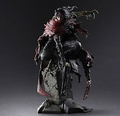 Square Static Arts Gallery Final Fantasy VII Advent Children Vincent Valentine