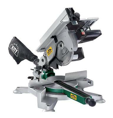 Table Mitre Saw 254 Mm 1800W 230V Scheppach Kity Mts254