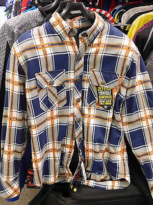 Speed & Strength M Rust & Redemption Armored Flannel