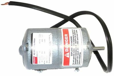 Dayton 2M033A Appliance Tool Motor 1/15-HP 115V 5000RPM Rotation CCW