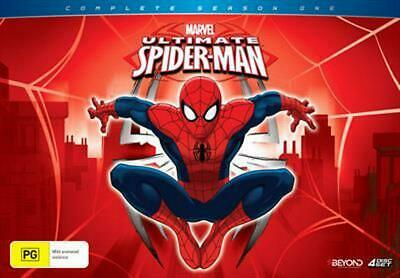 Ultimate Spider-Man: Season 1: Limited Edition | Collector's Gift Set - DVD Regi