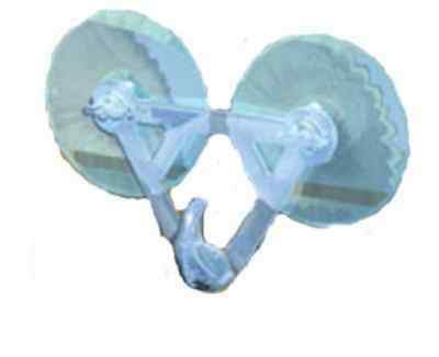DYNO SEASONAL SOLUTIONS Suction Cup Wreath Hanger Designed To Hang Wreaths On Up