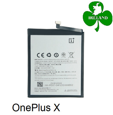 For OnePlus X Battery New Genuine Internal Replacement BLP607 2600mAh 9.74Wh
