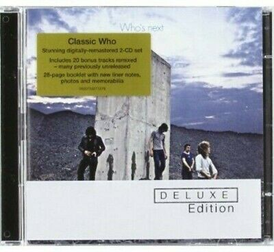 The Who - Who's Next [New CD]