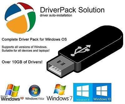 Driver Pack Install for all Windows Systems - Automated Update on  USB Stick