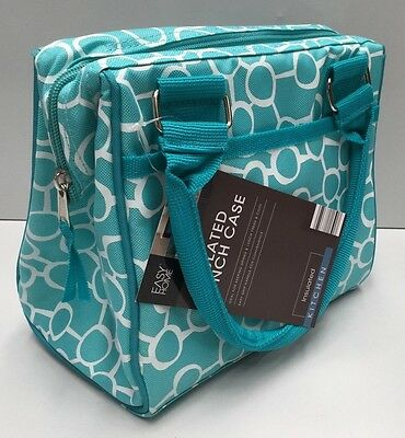 Zak Designs Insulated Lunch Bag With Handles