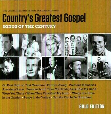 Various Artists - Country's Greatest Gospel: Gold Edition / Various [New CD]