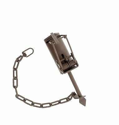 2 - Duke DP Dog Proof Coon Traps Trapping Raccoon nuisance trap new sale