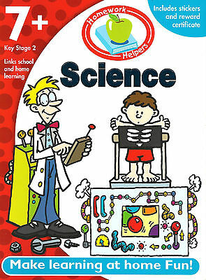 Science Practice Book Learning Children At Home For School Key Stage 2 Age7+ NEW