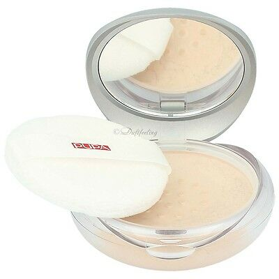 Pupa Silk Touch Loose Powder with Aloe Vera 01 Transparent