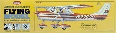 Guillows Model Kit - Balsa Wood Cessna 150 Plane - 1:16 Scale - 309 - New