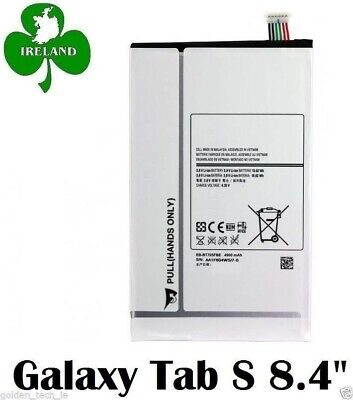 """For Samsung Galaxy Tab S 8.4"""" T700 T705 Battery Replacement New 4900mAh 3.8V"""