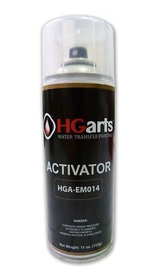 Hydrographics Activator - Water Transfer Printing - Hydro Dipping Spray (11oz)