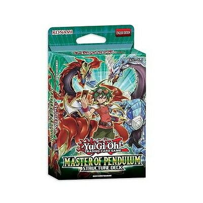 Yu-Gi-Oh! Master of Pendulum Structure Deck