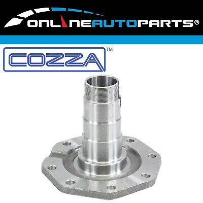 Front Stub Axle Spindle suits Landcruiser FJ80 FZJ80 HDJ80 HZJ80 80 Series 90~98