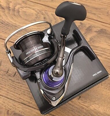 NEW Daiwa Procyon EX 3000 5.6:1 Spinning Fishing Reel - PREX3000H ON SALE!