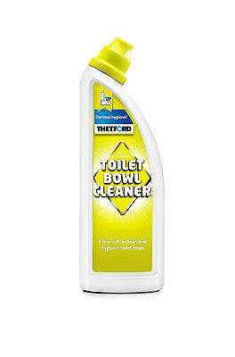 Thetford Toilet Chemicals Bowl Cleaner 750 ml for Casette Camping Mobile Toilets