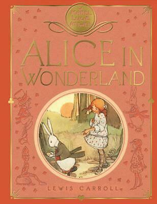 Mabel Lucie Attwell's Alice in Wonderland by Lewis Carroll Hardcover Book