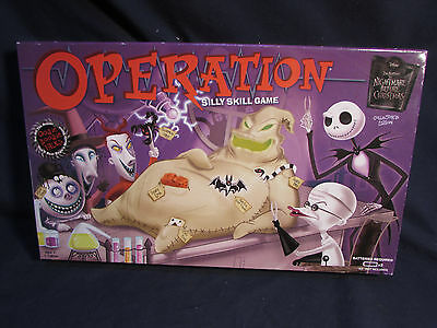 Operation Game The Nightmare Before Christmas Collector's Edition 100% complete