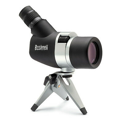 Bushnell 45 Degree Collapsible Spotting Scope - packs down ultra-small - 787345