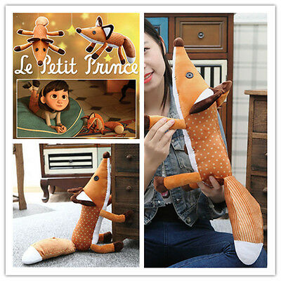"""The Little Prince/Le Petit Prince Fox Plush Doll soft Toy for child's gifts 17"""""""