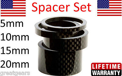 """Steering spacer carbon bicycle bontrager rotary pivot ring 1/"""" 1//8"""